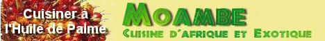 Toute la cuisine africaine et exotique à l'huile de palme